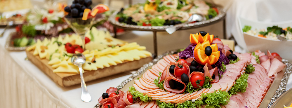 Brunch and Lunch Catering
